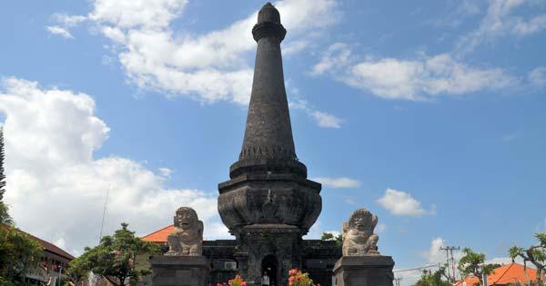 Wisata Monumen Puputan