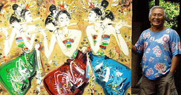 Wisata Museum Seni Lukis Klasik Nyoman Gunarsa via bandavillage.wordpress