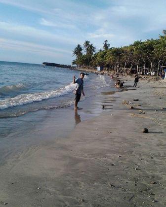 Wisata Pantai Bali via IG @mandala_indigo