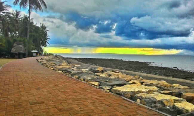 Wisata Pantai Baluk Rening via ksmtour
