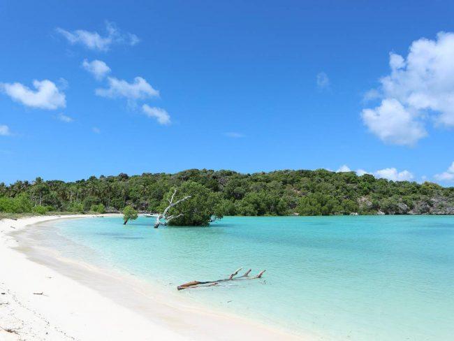 Wisata Pantai Bo'a via IG @aliviaalfiarty