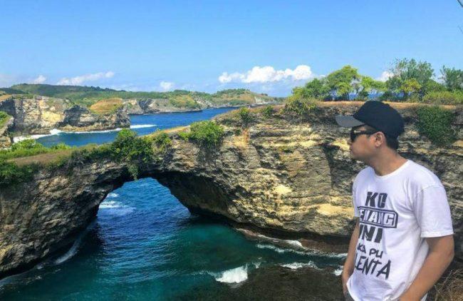 Wisata Pantai Pasih Uug via IG @irwan_dicaprio