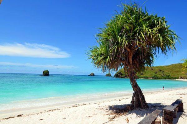 Wisata Pantai Serenting