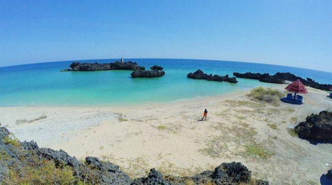 Wisata Pantai Tiang Bendera via Satutenda