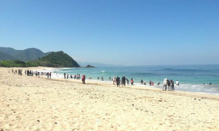 Wisata Pantai Wane via Wartantb