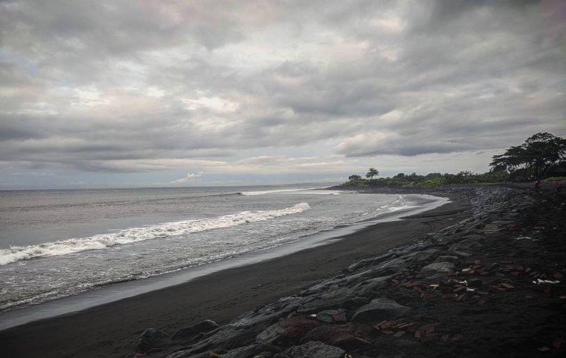 Wisata Pantai Watu Klotok via IG @bwirakes