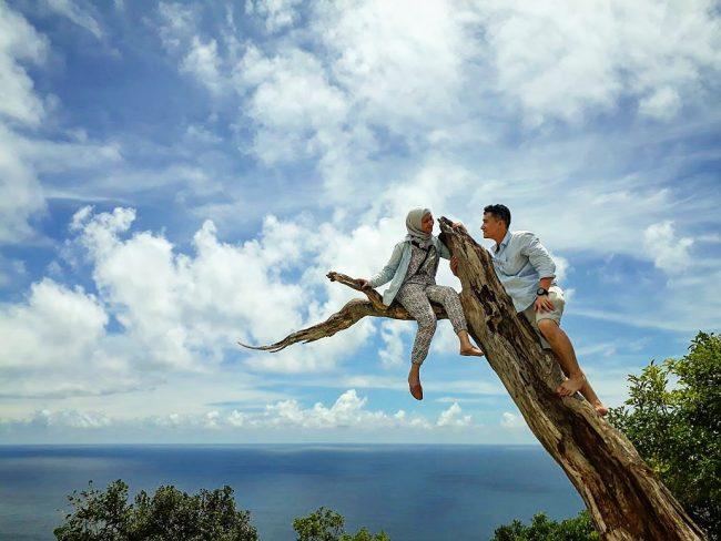 Wisata Pohon Cinta Nusa penida via Nusapenidaexpress
