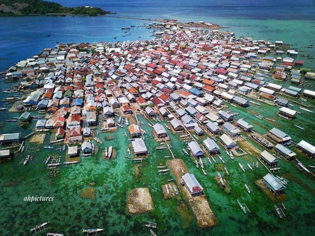 Wisata Pulau Bungin via IG @agus_harianto_pictures