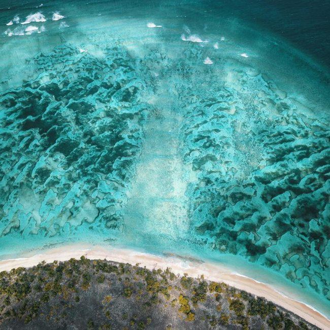 Wisata Pulau Do'o via IG @josajah