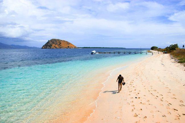 Wisata Pulau Paserang via IG @massben