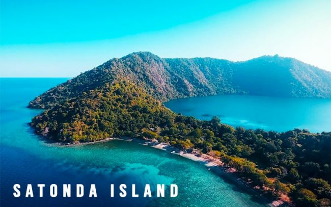 Wisata Pulau Satonda