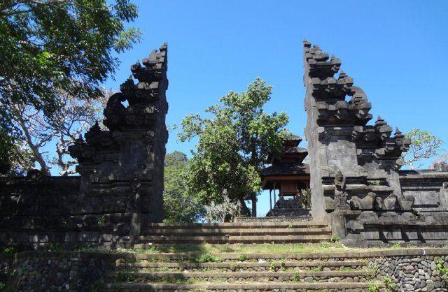 Wisata Pura Bukit Gumang via Jawapos