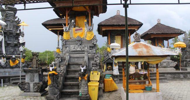 Wisata Pura Jati via Bumimakepungjembrana