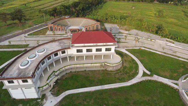 Wisata Rest Area Rambut Siwi via Youtube