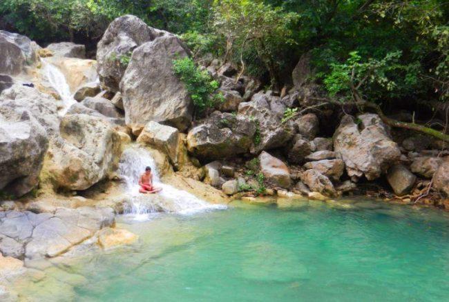 Wisata Sungai Kalate Ndira via Wisata-bima.blogspotcoid