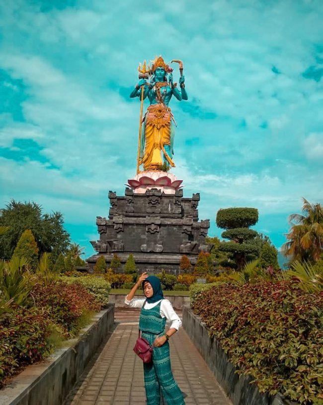 Wisata Taman Siwa via IG @nikaherawati199