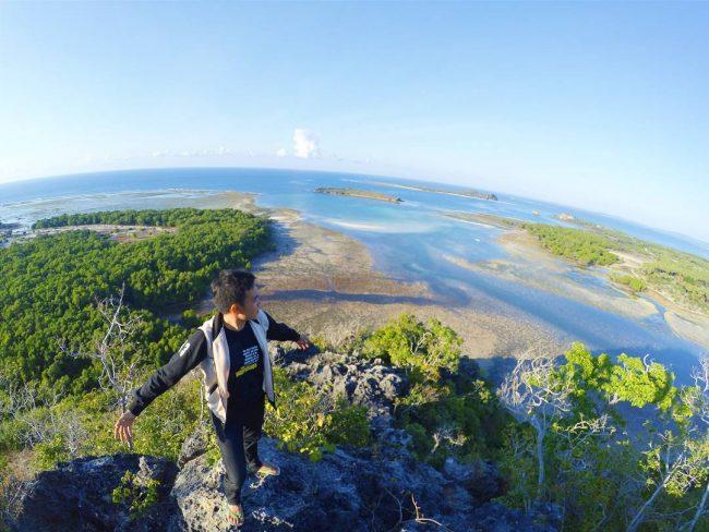 Wisata Tangga 300 via IG @edisonherysusanto