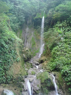 Air Terjun Dikira via Kompasiana - tempat Wisata di Sumba Barat Daya