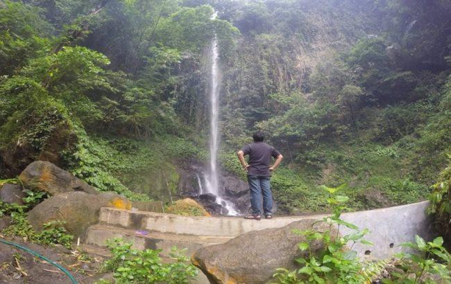Air Terjun Kede Bodu via IG @uncle_oneto