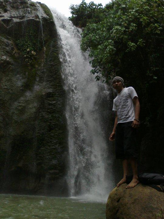 Air Terjun Pabeti Lakera via Kompasiana - tempat Wisata di Sumba Barat Daya
