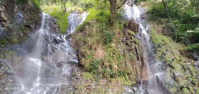 Air Terjun Wae Lekot