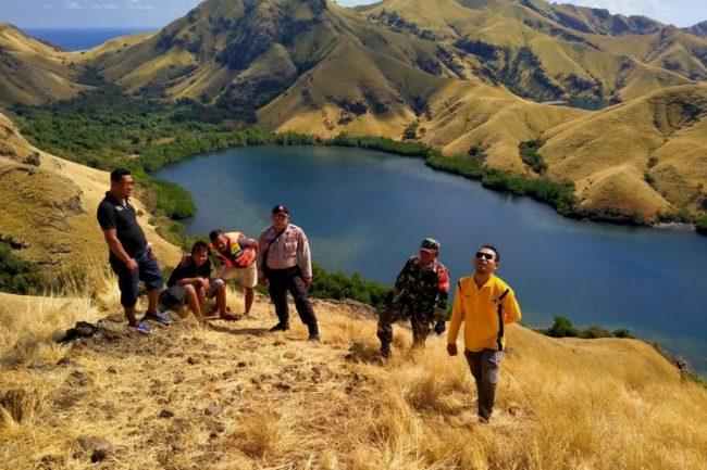 Bukit Liaga via Kompas