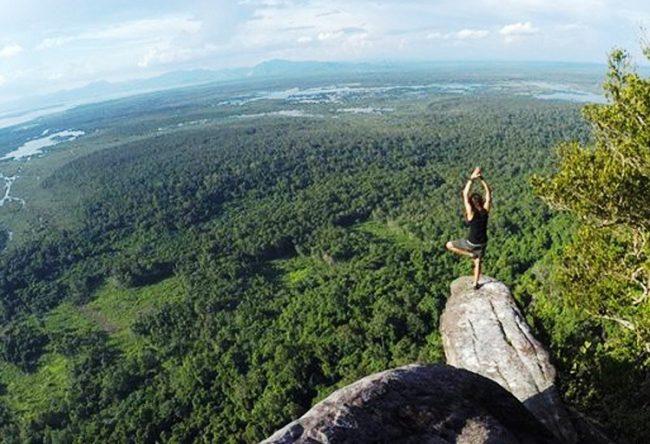 Bukit Semujan via Merahutih - Tempat Wisata Di Kapuas Hulu