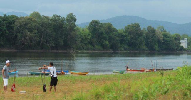Danau Empangau via Mongabay - Tempat Wisata Di Kapuas Hulu