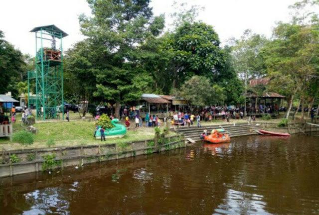 Danau Piangkuak via WIsataasia - Tempat Wisata Di Kapuas Hulu