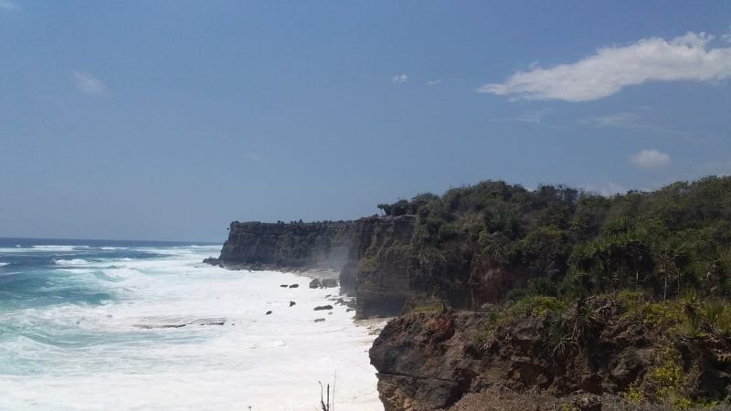 Pantai Waibuku - tempat Wisata di Sumba Barat Daya