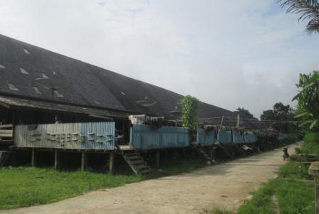 Rumah Betang Sungai Utik