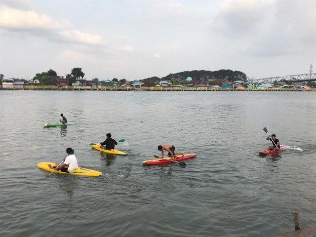 Sungai Kapuas via Kumparan