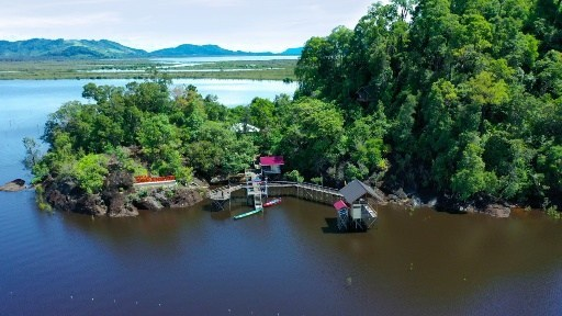 Taman Nasional Betung Kerihun via Borneo TV - Tempat Wisata Di Kapuas Hulu
