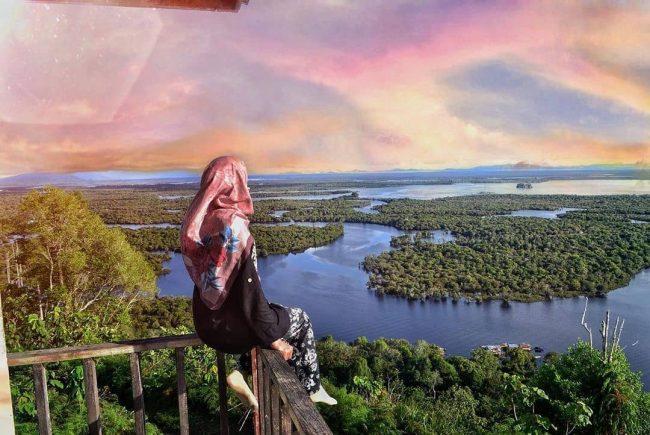 Taman Nasional Danau Sentarum via Rumahkomunitas - Tempat Wisata Di Kapuas Hulu