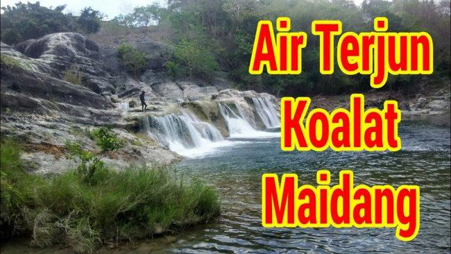 Wisata Air Terjun Koalat via Youtube - Tempat Wisata di Sumba Timur