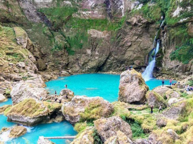 Wisata Air Terjun Matayangu Foto Oleh edisongunawan - Tempat wisata di sumba tengah
