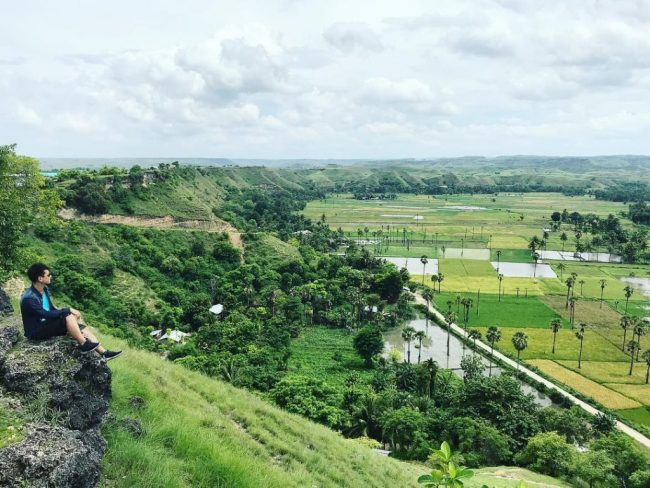 Wisata Bukit persaudaraan via IG @janchristianc