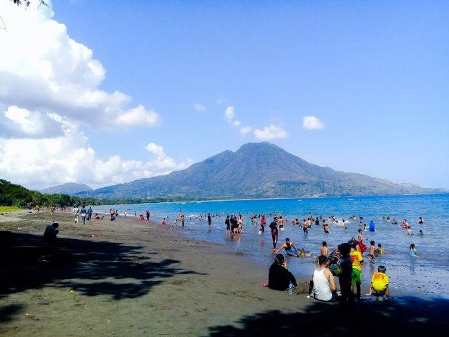 Wisata Cepiwatu Beach via Twitter