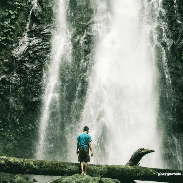 Wisata Cunca Rede via IG @nekynitbani - tempat wisata di Manggarai Timur