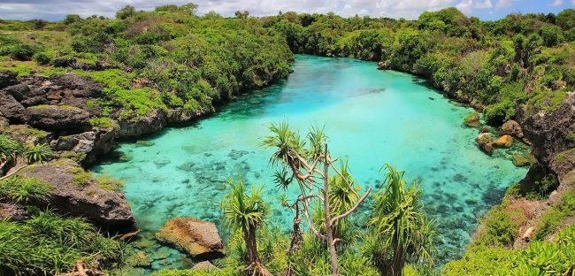 Wisata Danau Malaikat, Laguna Weekuri