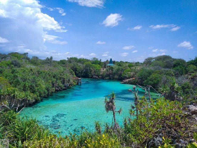 Wisata Danau Weekuri via IG @yanandriyan_