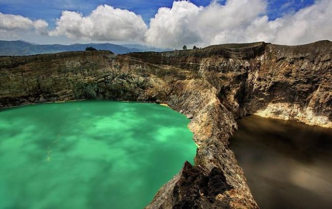 Wisata Danau kelimutu via Wikipedia