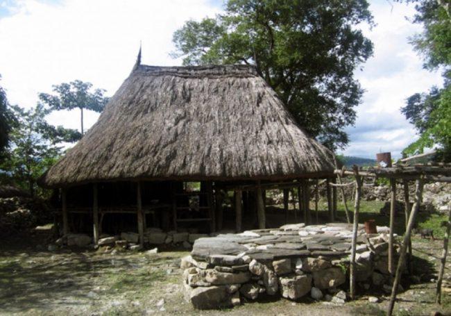 Wisata Kampung Adat Rabasa via Genpi