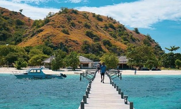 Wisata Kanawa Island