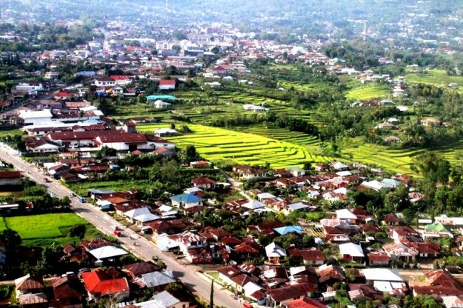 Wisata Kota Ruteng via Daonlontar.blogspotcom