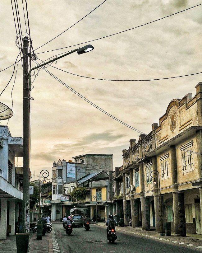 Wisata Kota Tua Ampenan via IG @masyhar13