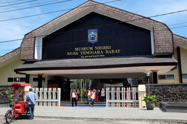 Wisata Museum Negeri Nusa Tenggara Barat via My eat and travel story