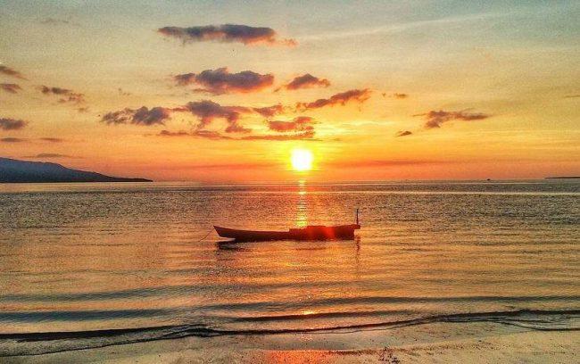 Wisata Pantai Kawaliwu via IG @bam_pri
