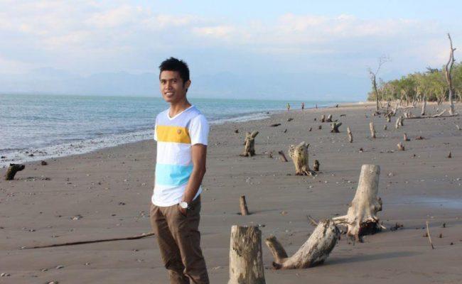 Wisata Pantai Kelapa Tinggi via Ariantosntt.blogspotcoid