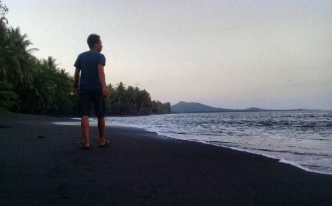 Wisata Pantai Lagaloe via IG @kw.ne_paknorsin